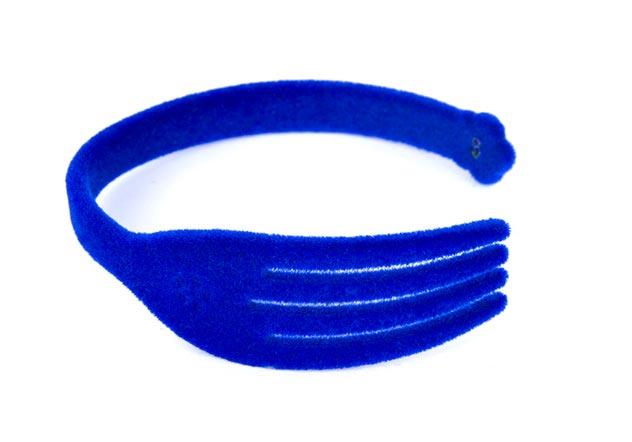 4-chetta floccata blu navy