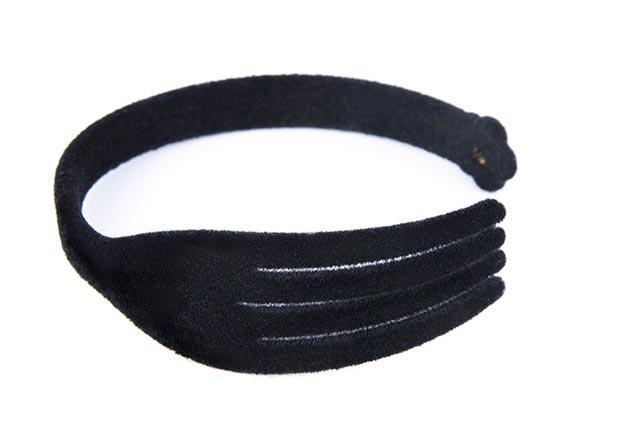 4-chetta floccato nero