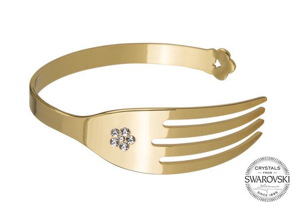 4-chetta oro swarovsky
