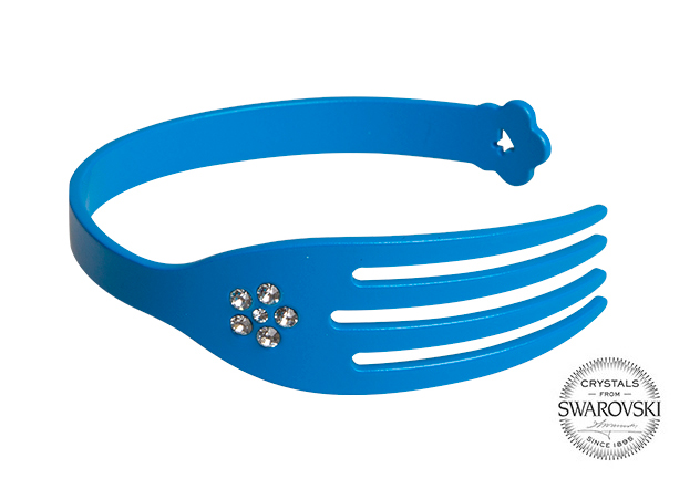 4-chetta azzurro e swarovsky